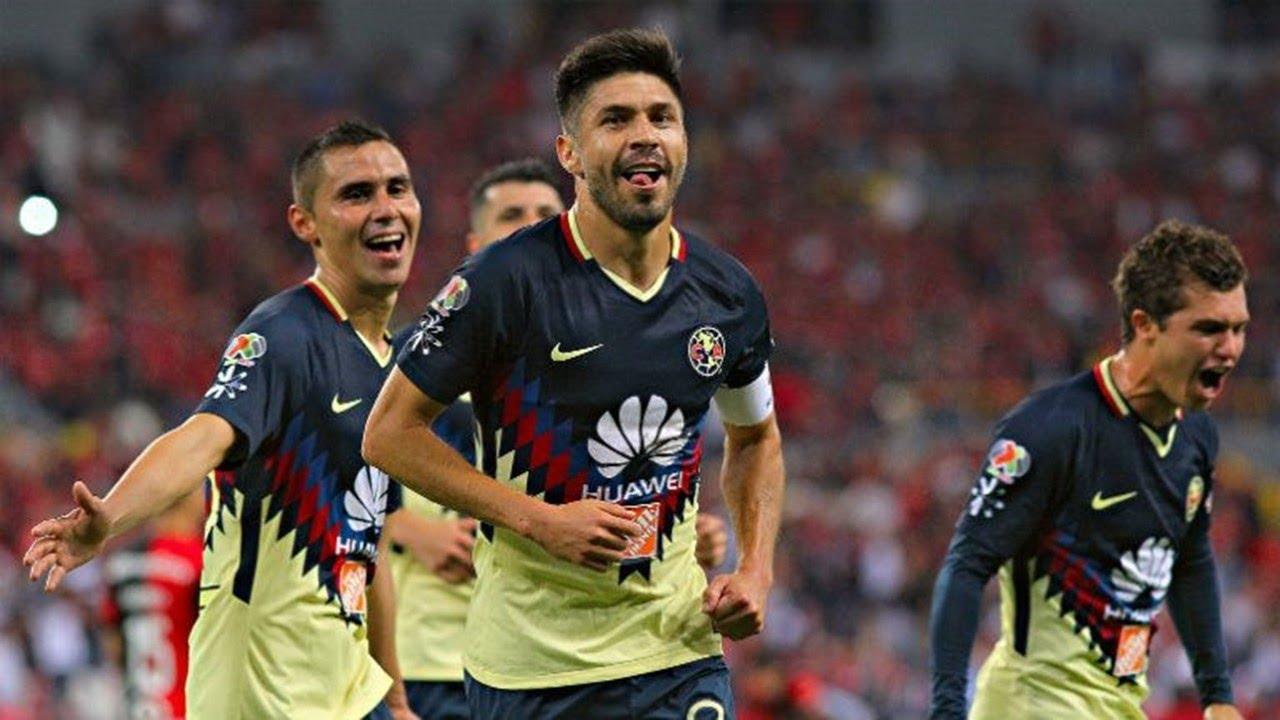Atlas Vs América 0 1 Liga Mx Jornada 4 Apertura 2017