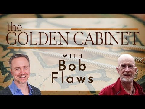 Interview with Bob Flaws | The Golden Cabinet Podcast Episode #9