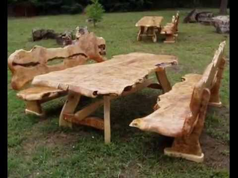 gartenm bel holz garten m bel nur bei bartczak youtube. Black Bedroom Furniture Sets. Home Design Ideas