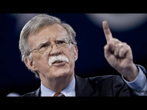 Bolton: A One-Man War Cabinet