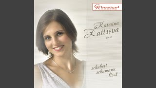Robert Schumann. Faschingsschwank aus Wien, Op. 26: No. 2 Romanze. Zeimlich Langsam