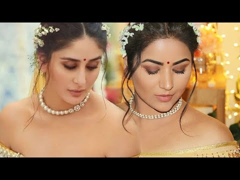 Kareena Kapoor Khan inspired Indian Bridal Look | Veere Di Wedding