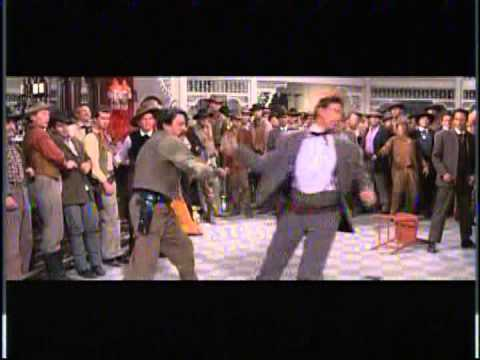 Larry Storch needs some fight'n room