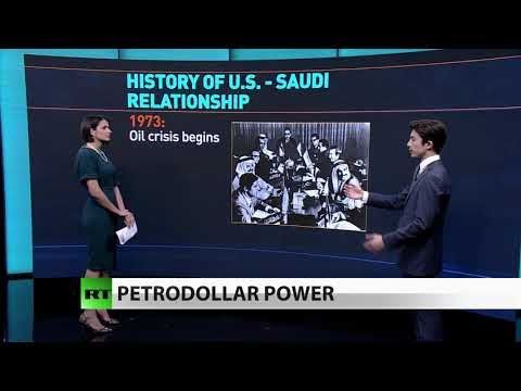 'Petrodollar' Exposed: The Root of Special US-Saudi Relationship