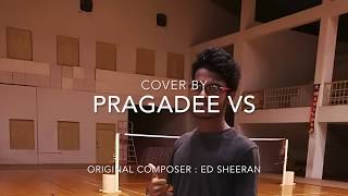 Shape of you PC Piano cover | Pragadee VS