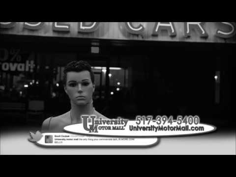 University Motor Mall September 2015 Youtube