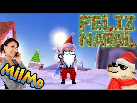 Parzival Papai Noel ? - MilMo (Evento de Natal)