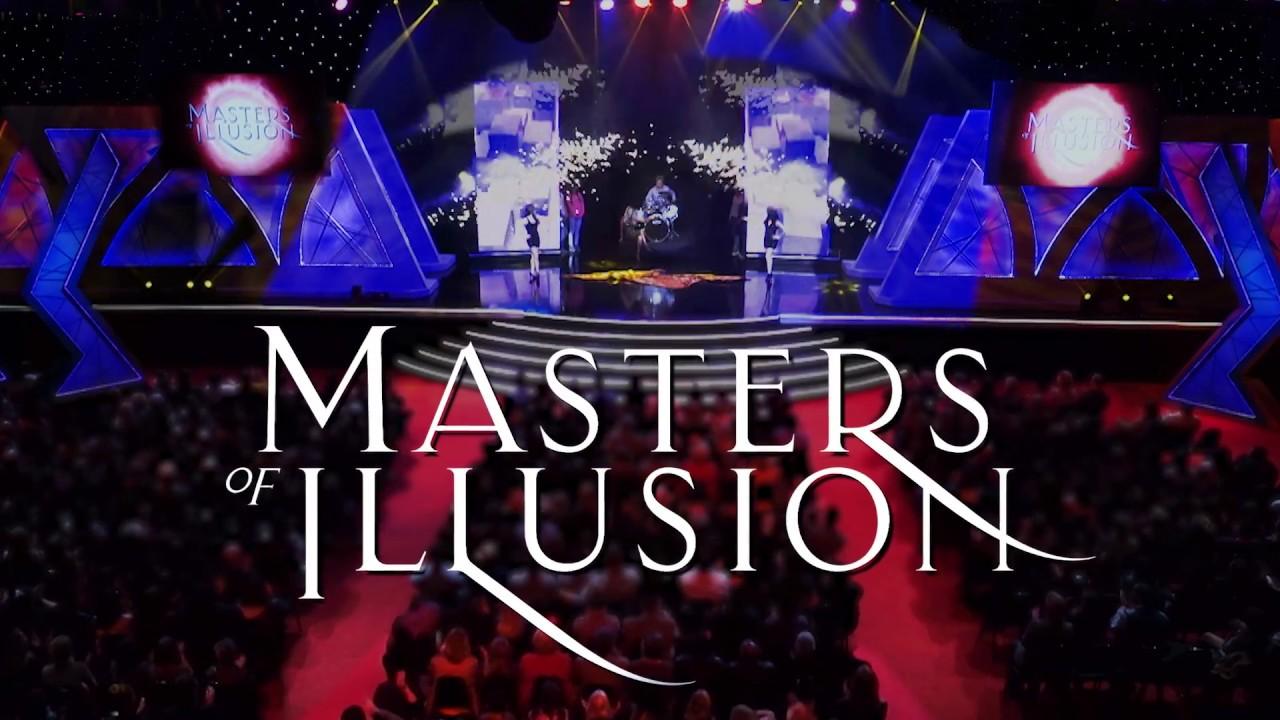 Masters Of Illusion At Bally S Las Vegas Youtube