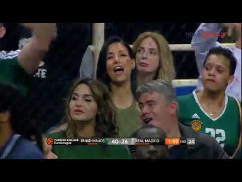 Panathinaikos Athens - Real Madrid 95-67|Highlights|