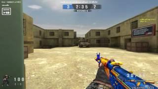 [THSF] AK-74 Nice Shot ! 4 Kills