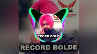 Record Bolde Dhol Masala mix || Dj Hans || Ammy Virk || Remix ||