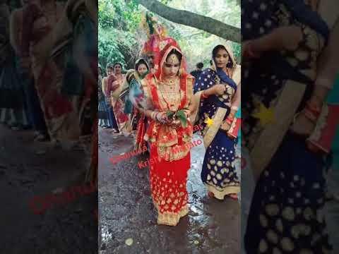 Download #rajbhii9076 marriage video of Krishna mahato