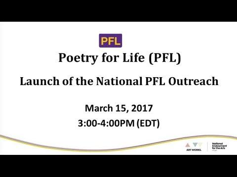 Poetry for Life Webinar