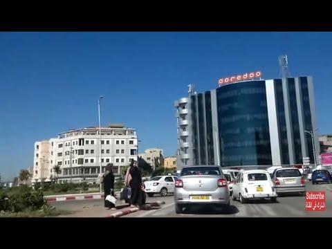 visite oran Algérie avec Malik Ouldlala 2015 03 29 وهران الجزائر