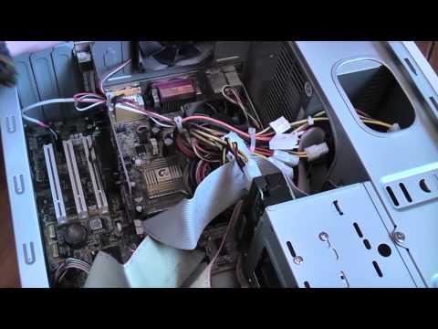 Testing my Nvidia GeForce 7800 GS