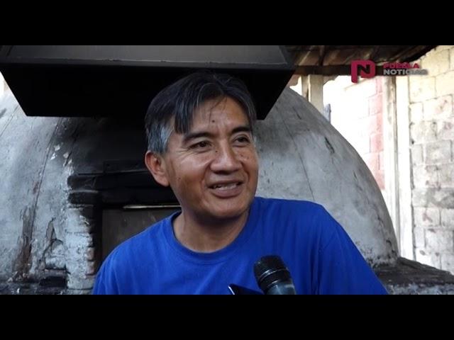 Conoce a Francisco, panadero migrante de Izúcar de Matamoros.