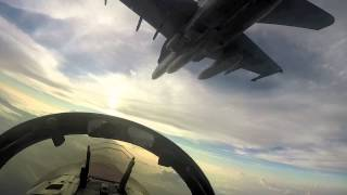 VFA-34 BLUE BLASTERS Cruise Video 2014
