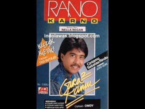 Rano Karno & Nella Regar   Cintamu Sebatas Rindu
