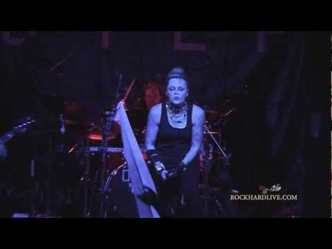 OTEP ~ Complete set ~ 3/8/13 on ROCK HARD LIVE