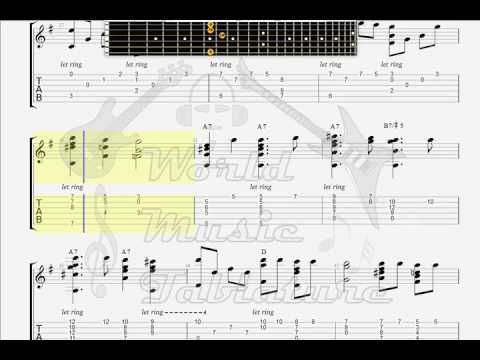 Everly Brothers The   Love Hurts GUITAR TAB