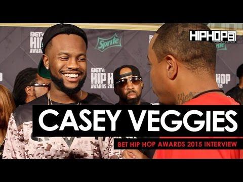Casey Veggies Talks 'Live & Grow', Dom Kennedy, Peas & Carrots & more at 2015 BET Hip-Hop Awards