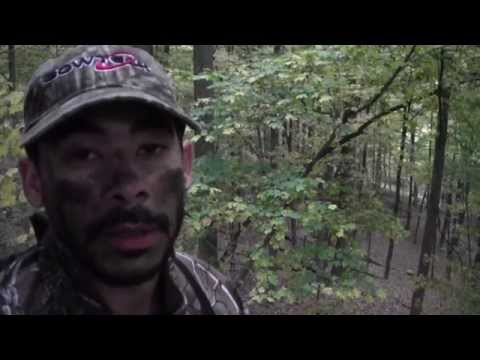 Westchester New York Archery Hunt (Chris Tucker)