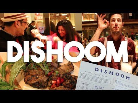 Dishoom Covent Garden   Indian Restaurant In London   Kravings