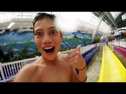 Crazy Canadian Water Park