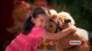 Прокати своего малыша на большой игрушечной лошади!(Все дети любят животных и все мечтают покататься на своей собственной лошадке! Подари своему ребенку больш..., 2014-07-26T09:41:29.000Z)