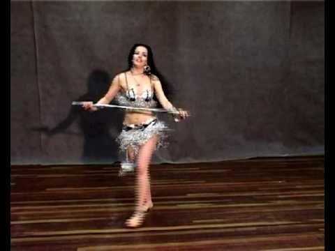 Gypsy Egyptian/Fusion Dance Improvisation
