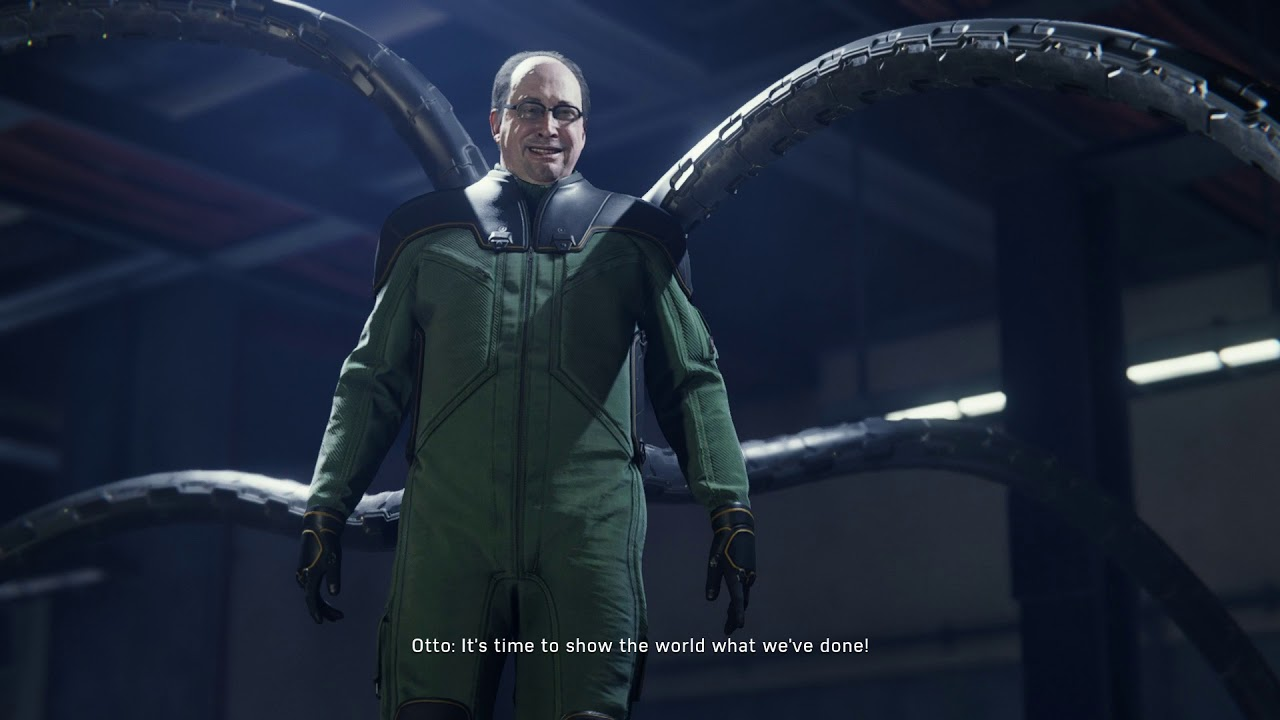 Image result for Otto octavius ps4