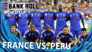 France vs Peru | World Cup 2018 | Match Predictions