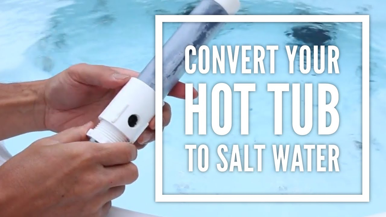Jacuzzi Pool Chlorinator Salt Water Chlorinator For Your Hot Tub Chlormaker Do