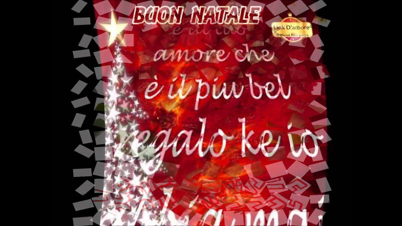 Link Di Buon Natale.Buone Feste Di Natale 2013 Link D Amore Youtube
