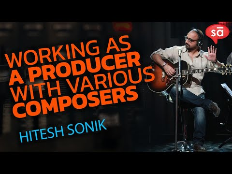 Hitesh Sonik on working with Vishal Bhardwaj and other Bollywood projects