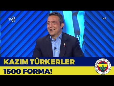 Stüdyoda Kazım Türkerler Sesleri! TAM 1500 FORMA
