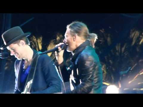 Radiohead - 15 Step LIVE HD (2012) Coachella Music Festival