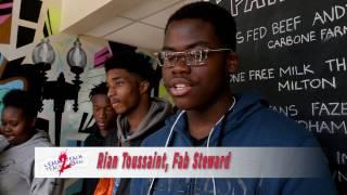 Dudley Cafe & The Learn2Teach Teach2Learn Program brings Roxbury Love