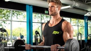 High-Volume Biceps & Triceps Burnout Workout | Davey Fisher
