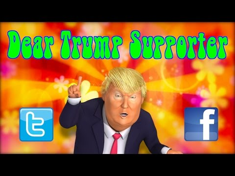 Dear Trump Supporter... An Info BombTweaked Nipple From DC Douglas