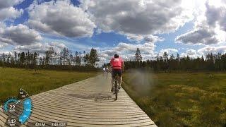 #Cykelvasan Öppet Spår 2015