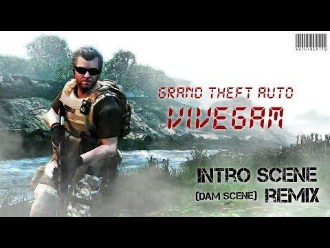 Grand Theft Auto 5 - Vivegam - Intro Scene Remix