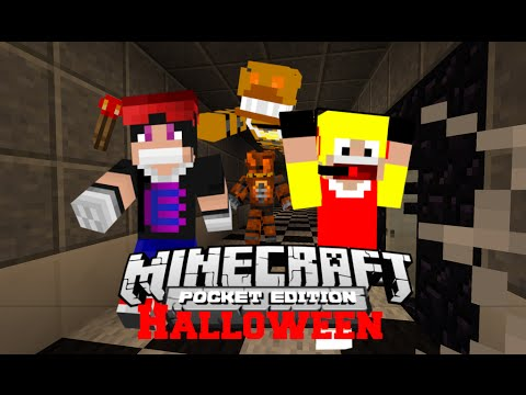 how to get the halloween texture pack on minecraft pe