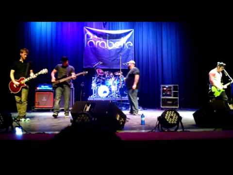 Parabelle- Whisper live @ The Colonial Theater in Idaho Falls