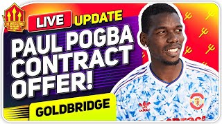 Pogba New Deal? Caicedo Deal Off!  Man Utd Transfer News