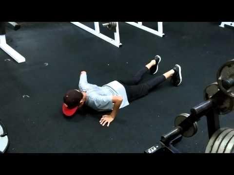 Jeremy Suarez Indoor Training
