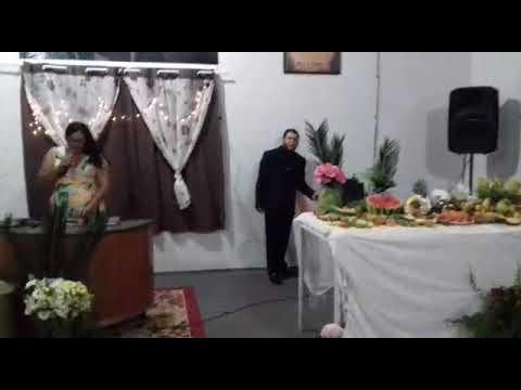 Paistora da igreja Herói da fe tabuado
