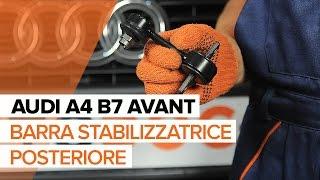 Come cambiare Pistoni portellone posteriore RENAULT MEGANE III Grandtour (KZ0/1) - video tutorial