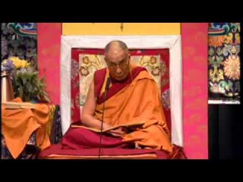 Download HH the Dalai Lama Teaches Lam Rim Chen Mo Day 4
