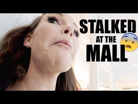 STALKED AT THE MALL  Somers In Alaska